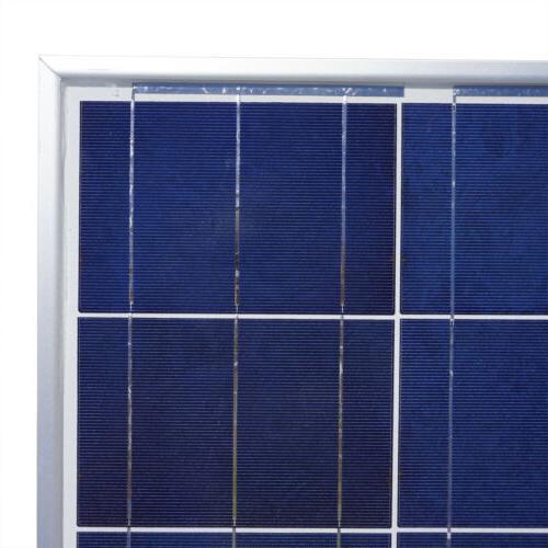 100W Solar Panel 12/24V