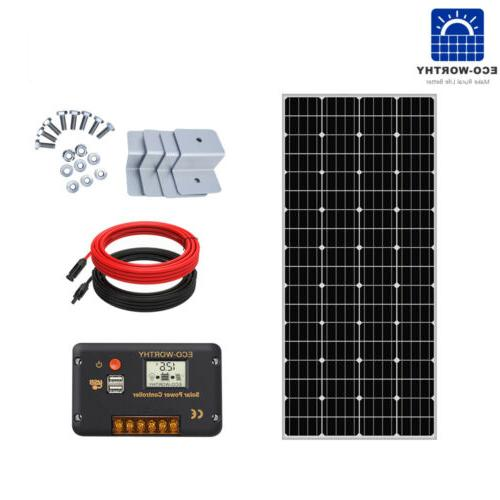 200W Watt for Charge & Controller RV