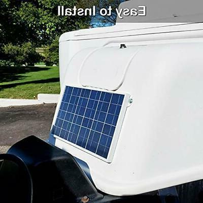 ECO-WORTHY 10W 10 Watt Pv Solar Module,Solar Panel