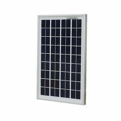 ECO-WORTHY Panel 10 12 Volt Pv Solar Panel