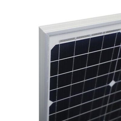 NewPowa watt 12V Solar Panel Mono Module