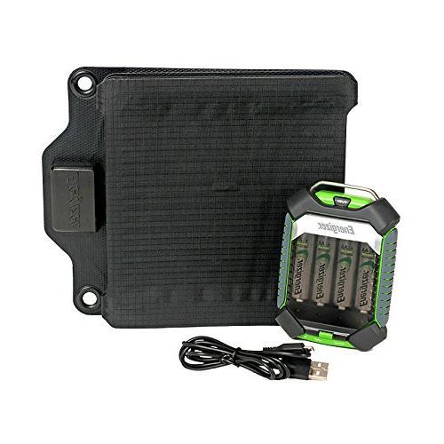 energizer portable rugged solar battery