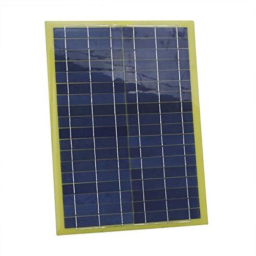 Solar Cable & 30A Clip for Camping Battery Charger