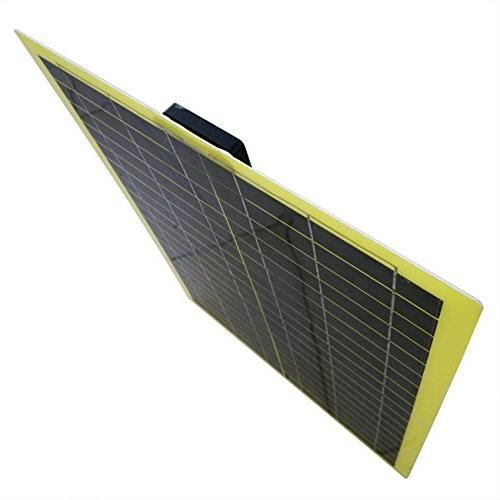ECO-WORTHY Solar Cable & 30A Clip for 12V Camping Charger
