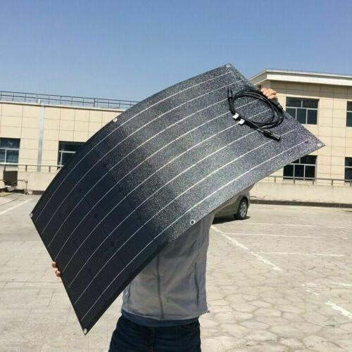 100watt Flexible Solar Panel 12V Solar charger PET/ETFE Sola