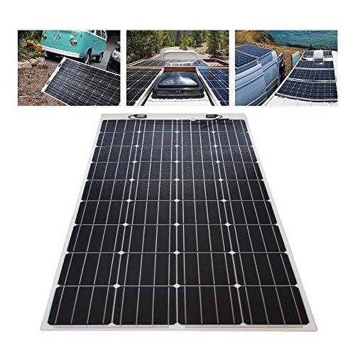 Renogy 12 Volt Solar Panel - Ultra Lightweight, to Arc, for Uneven Surfaces