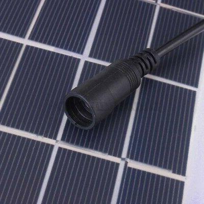 Flexible Solar Panel 12V Charge Kit