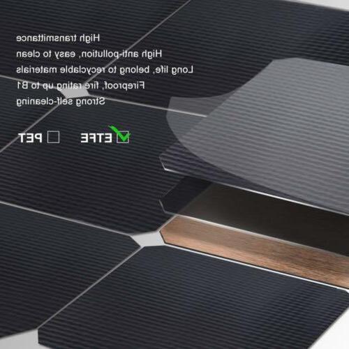 Monocrystalline 100 Watts Car Boat MA