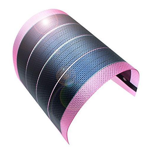 flexible thin film solar panel