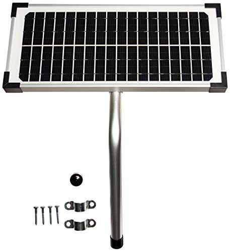 10 Watt Solar Panel Kit for Automatic Gate
