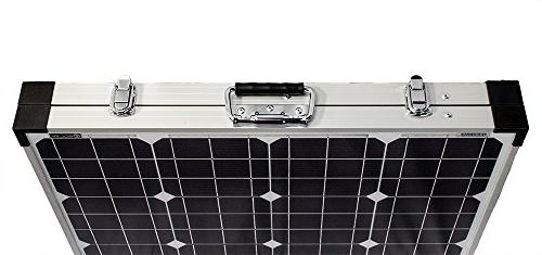 100W Solar Complete for Off Camping - Mighty Max product
