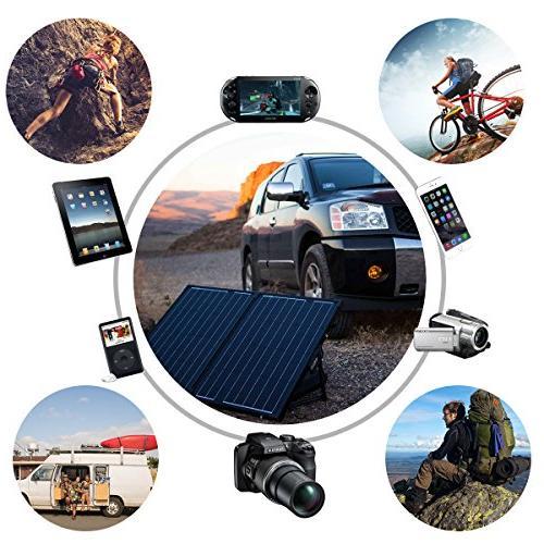 Renogy Foldable Solar Kit 100W Mono Without Charge