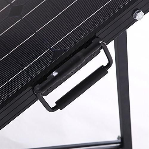 Renogy Solar Kit 100W Charge Controller