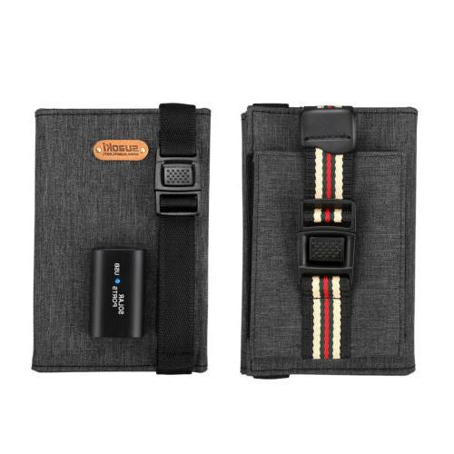 Suaoki Foldable Portable Panel Charger