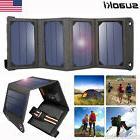 folding solar panel portable battery