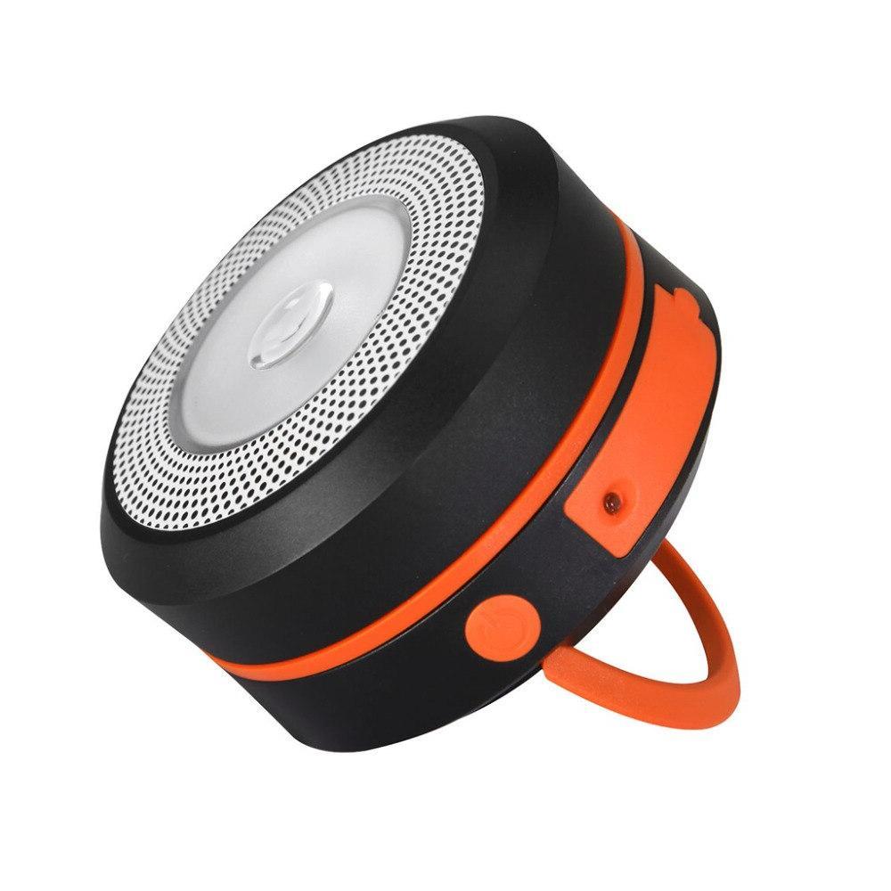 <font><b>Suaoki</b></font> 800mah and USB Collapsible Waterproof Hiking Orange