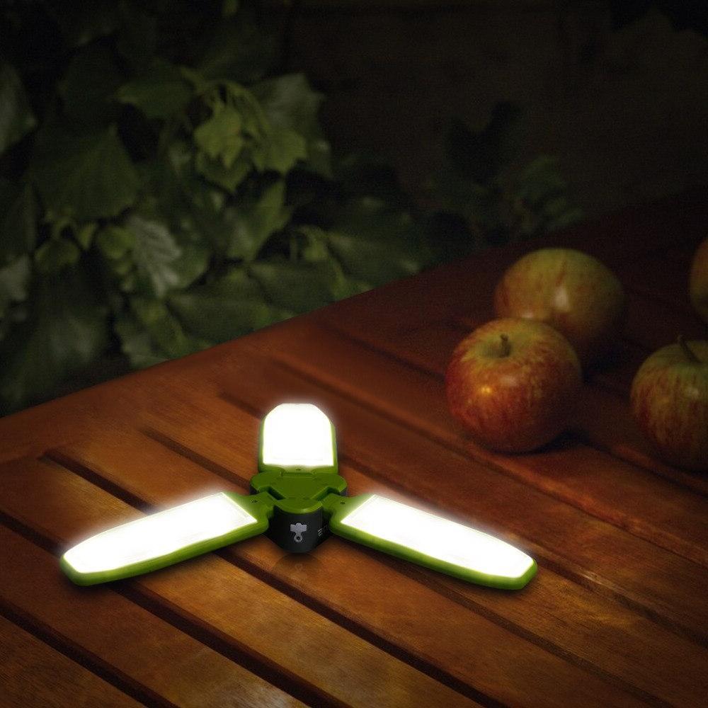 <font><b>Suaoki</b></font> Portable LED Light USB &<font><b>Solar</b></font> Lantern Waterproof LED Lantern for