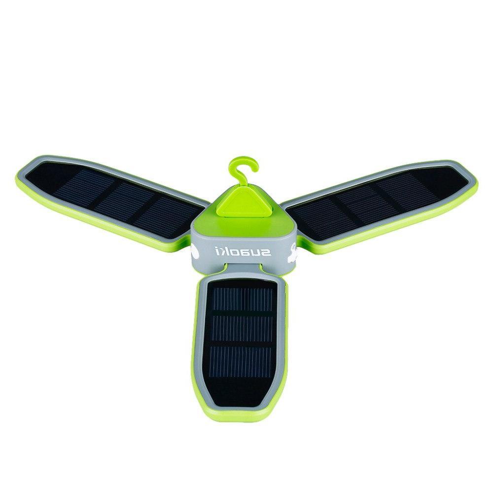 <font><b>Suaoki</b></font> Light &<font><b>Solar</b></font> Rechargeable Lantern for Traveling/Camping/Hiking