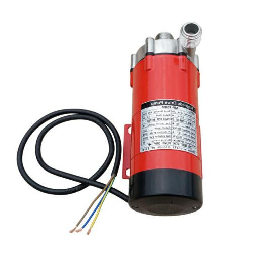 10W Magnetic Pump 15R w/ 304 Wine Making