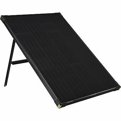 goal zero monocrystalline solar panel 100 watts
