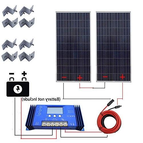 grid solar system kit