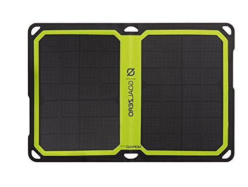 Goal with Nomad Solar