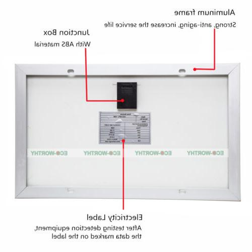 10W Watt PV Solar Solar Battery Recharge