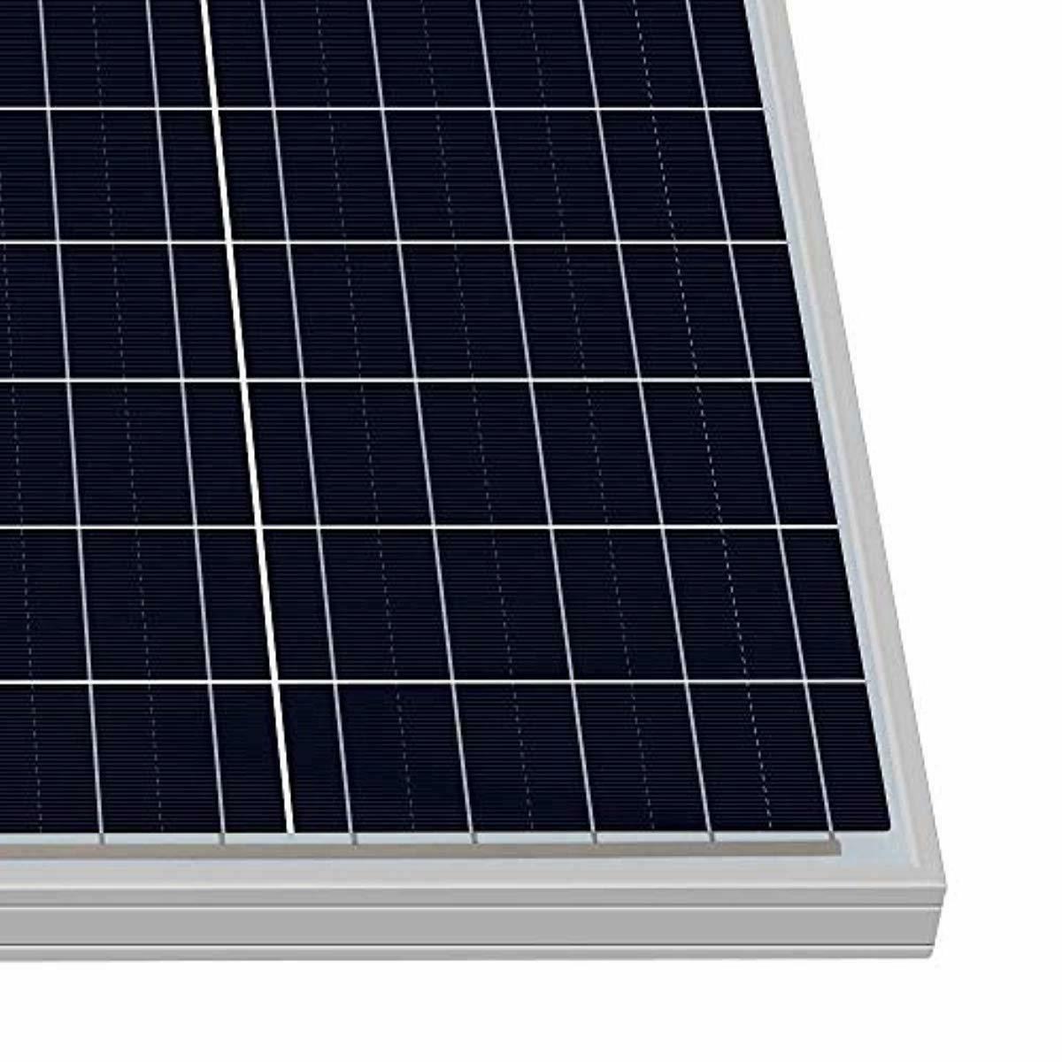 HQST 50W 12V Solar Panel 50 12 Volt Off Power RV Camping