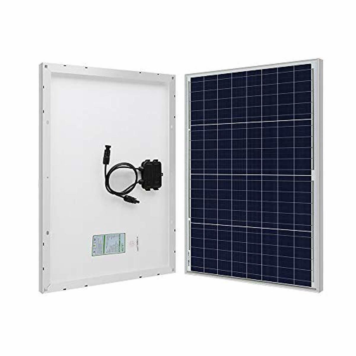 hqst 50w 12v poly solar panel 50