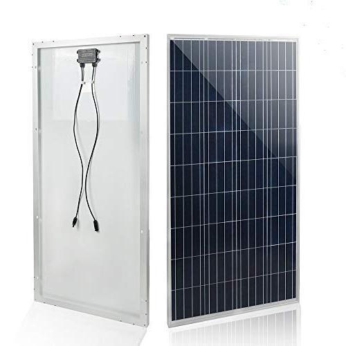 ECO LLC Solar-Wind Generator & Solar Panel