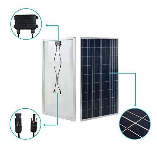 ECO LLC Solar-Wind Kit Generator Kit & Solar 1KW Inverter