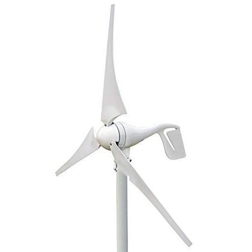 ECO 850W Solar-Wind Wind Generator Kit 3x150W Solar Panel 1KW Inverter