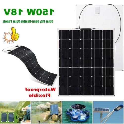 Hybrid Wind Solar Kits: 400W Wind Generator + 150W Solar P