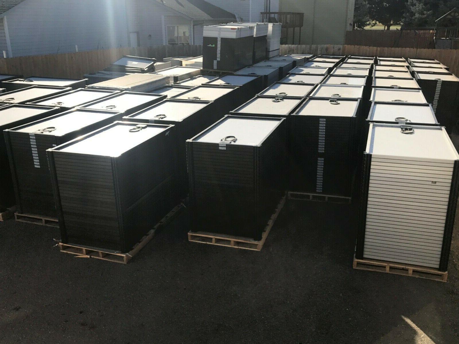 Itek Solar watt, Cell NEW, US Silver Frame