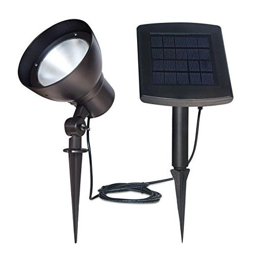 ksp0105sp cast aluminum solar spotlight