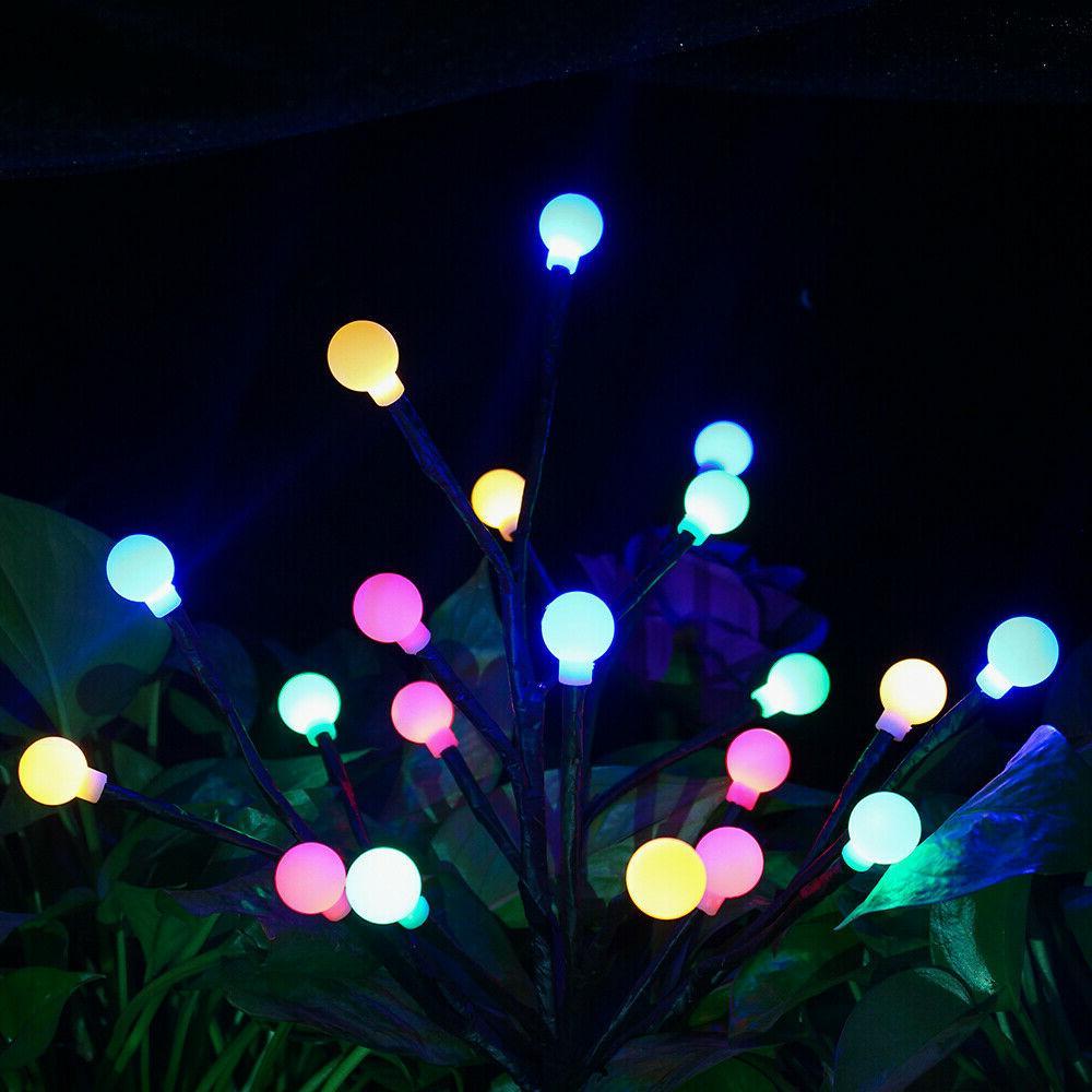 LED Stake Colorful Yard Decor