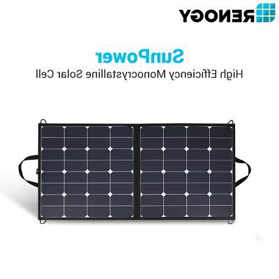 Renogy Lightweight 100W Solar Panel 12V