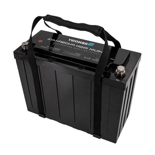 Renogy Lithium Iron Phosphate Battery 12 Amp Hour