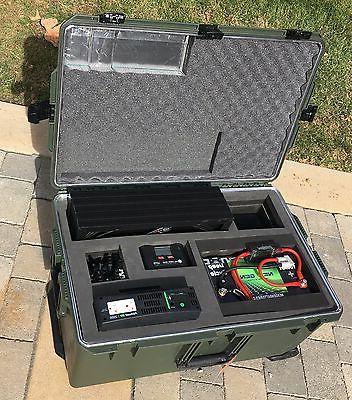 Lithium Solar Generator