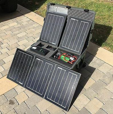 Lithium Self Contained Solar