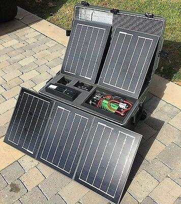 Lithium Tactical Solar