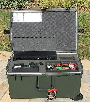 Lithium Tactical Solar Generator