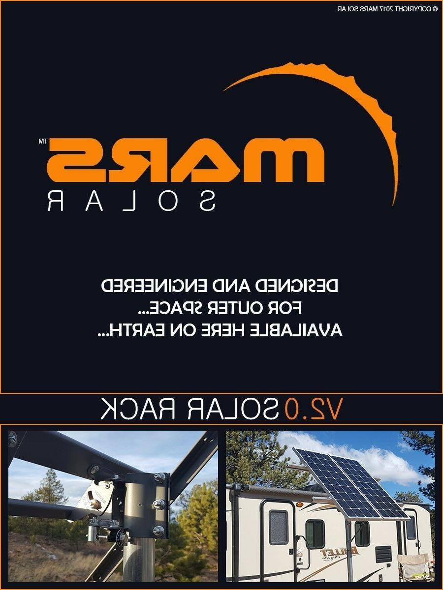 "Mars Solar V2.0 Panel System 2"" 40W - 400W"