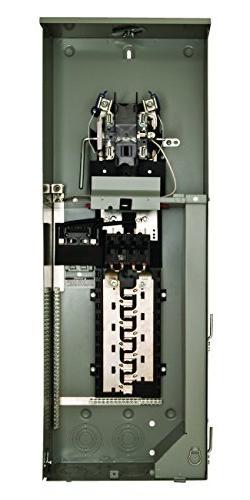 Siemens MC2040S1200JLC Meter-Load Center Combination, 20 Spa