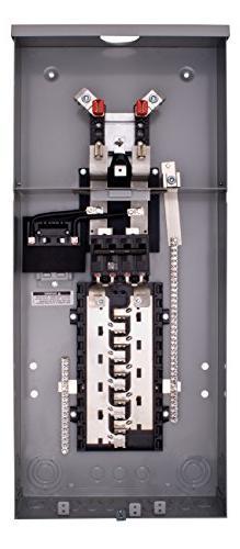 Siemens MC2040S1200SZ Meter-Load Center Combination, 20 Spac