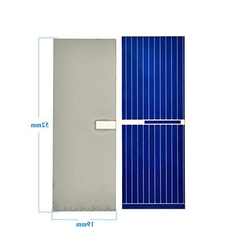 AOSHIKE Micro Solar for inches Polycrystalline Silicon for Phone Charger
