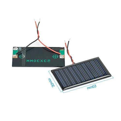 Micro Panels Solar Power Mini Materials