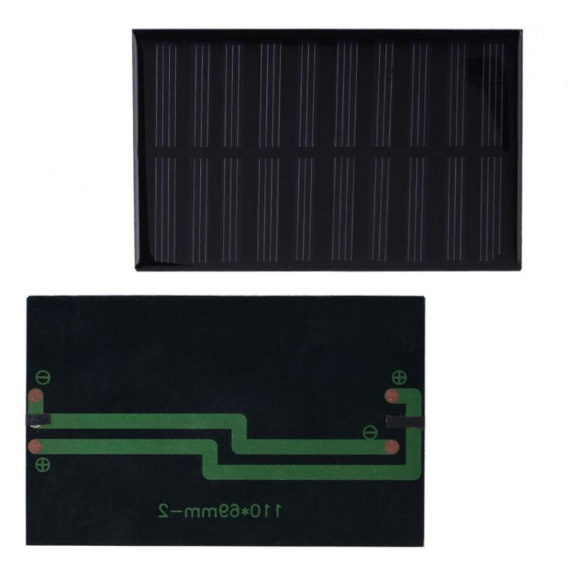 Panel For Light Battery Cell Phone Charger