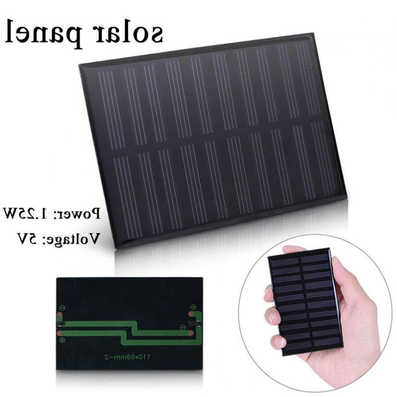 mini 5v 1 25w solar panel power