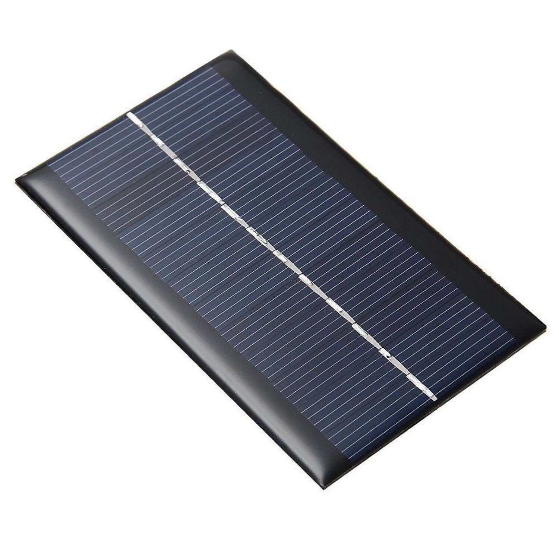 Mini Solar Panel Bank 4 piece 6V 1W  Solar Power Panel DIY H